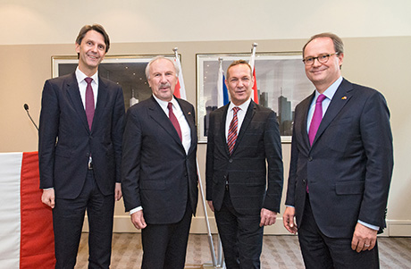 Fifth Austrian Bankers' Business Lunch